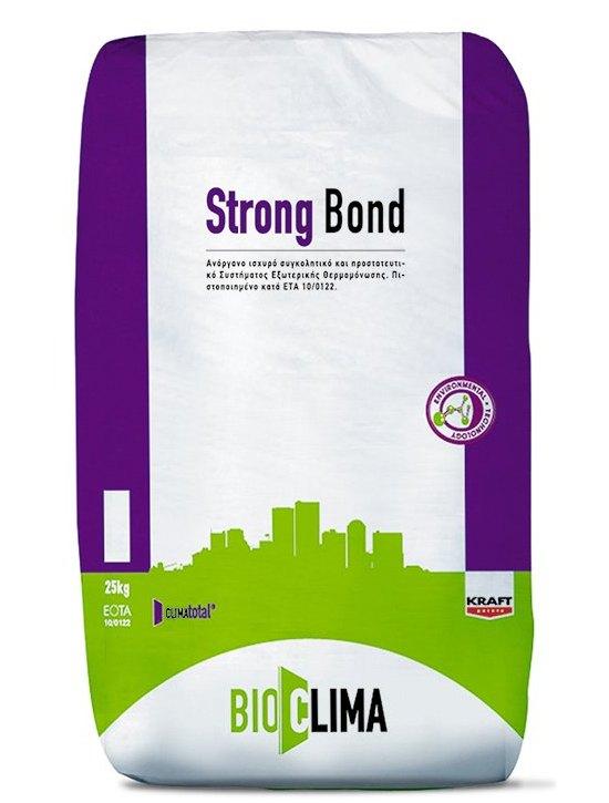 Κόλλα θερμομόνωσης Strong Bond - Kraft Paints 25Kg