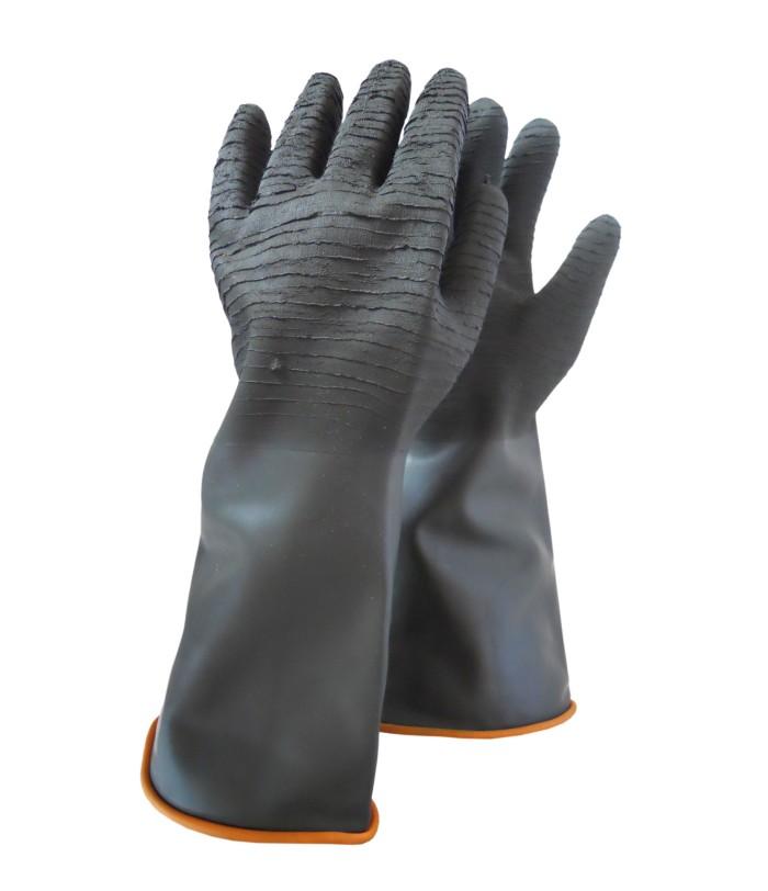 Γάντια Μαρμαράδων Σαγρέ 35cm