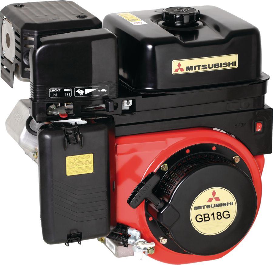 Κινητήρας Βενζίνης MITSUBISHI GB18G Τετράχρονος 6Hp