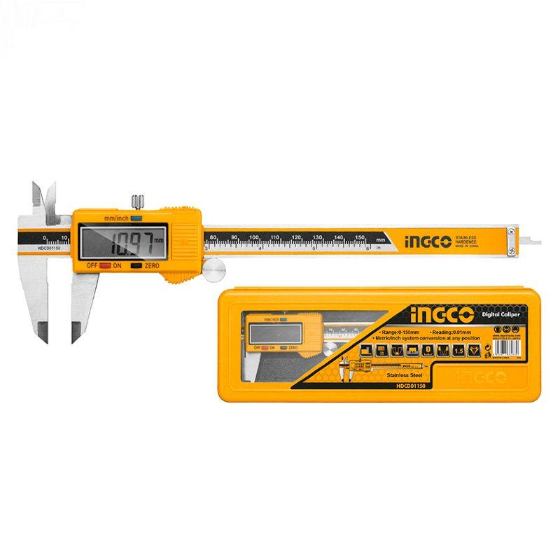 Ψηφιακό Παχύμετρο INGCO HDCD01150