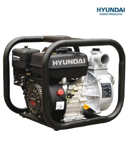 Τετράχρονη Βενζινοαντλία HYUNDAI GP-H20 Διβάθμια Υψηλής Πίεσης 6,5 hp