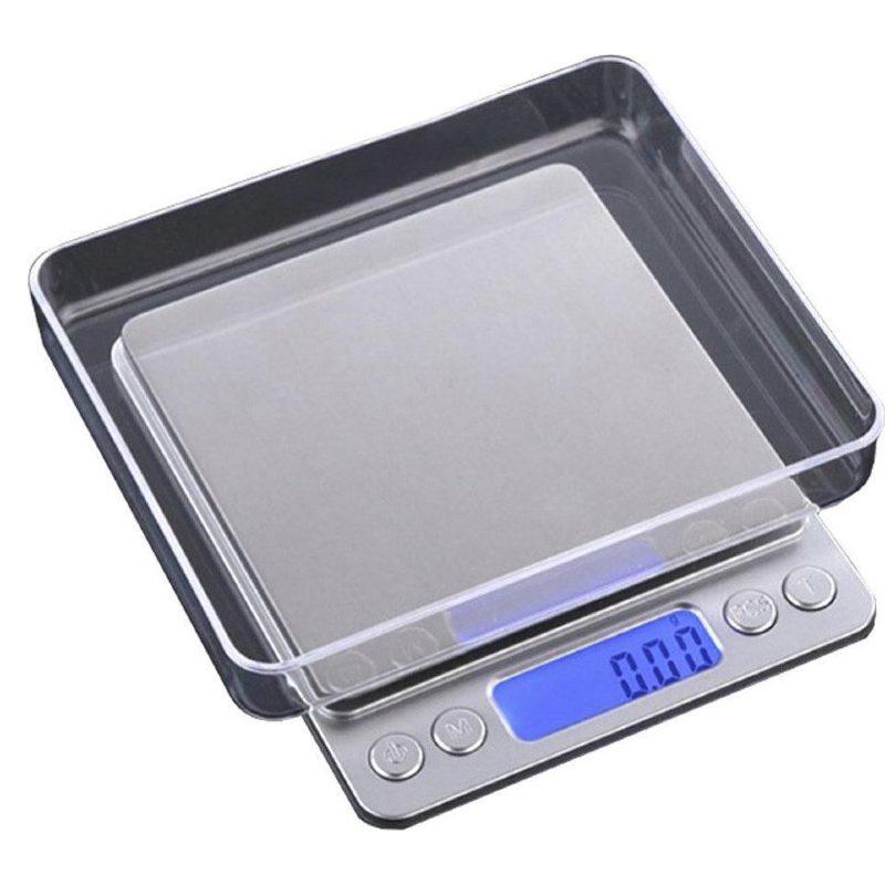 Ψηφιακή Ζυγαριά Ακριβείας Mini έως 500gr