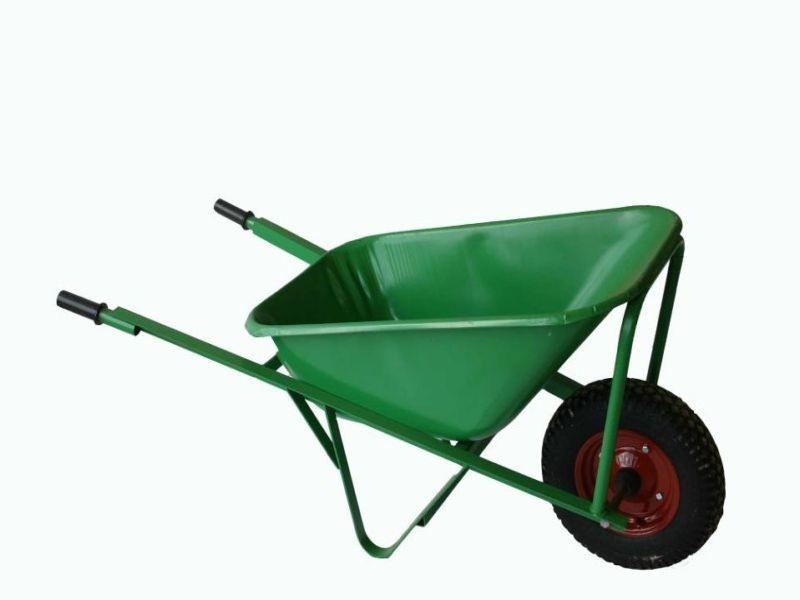 Καρότσι Πράσινο Βαρέως Τύπου 80Lt